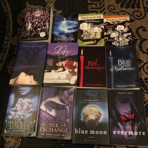Young adult/teen paranormal fantasy bundle